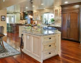 Kitchen Great Room Ideas by Tuscany Style Kitchen Great Room Mediterranean Kitchen