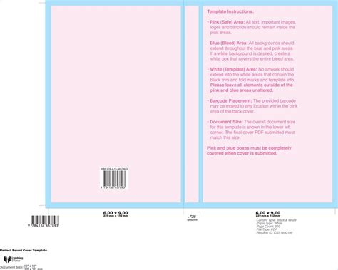 Picture Book Template For Createspace Templates Collections Picture Book Template For Createspace
