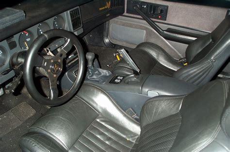4th Camaro Interior by Interior
