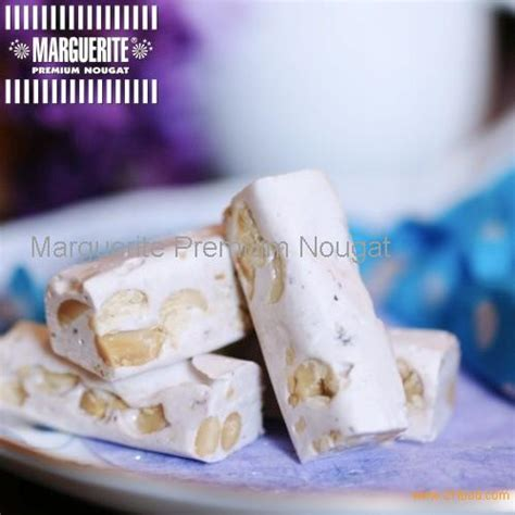 marguerite chocolate nougat blueberry premium nougat products indonesia blueberry