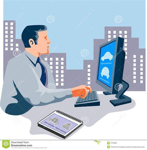 layout op pc ontwerper die aan computer werkt stock foto beeld 7919800