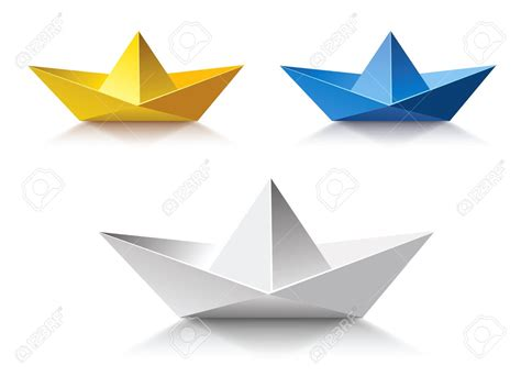 Boat From Paper - boat clipart paper boat pencil and in color boat clipart