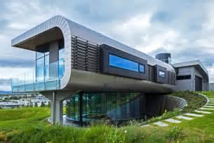 Home Architecture Design Free A Futuristic Contemporary House By Eon Architecture