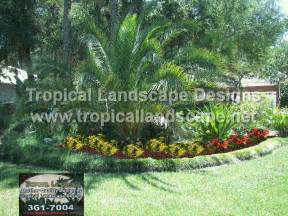 tropical landscaping ideas tropical landscaping designs of ta bay