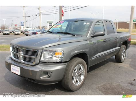 dodge dakota 2008 for sale 2008 dodge dakota laramie crew cab 4x4 in mineral gray