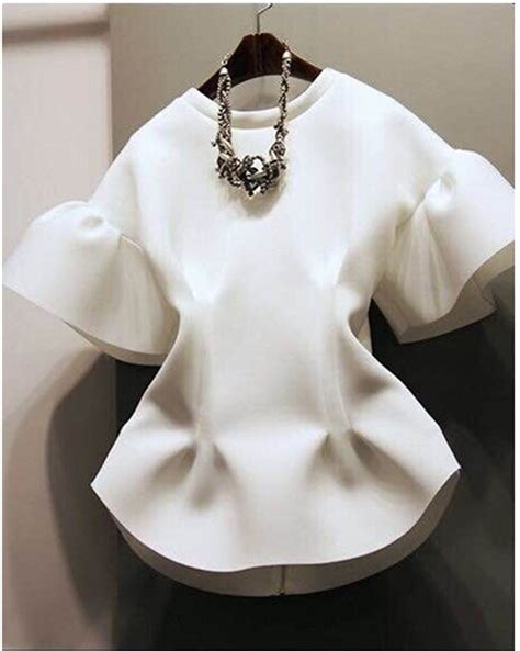 Fashion Blouse Hiraku Tosca Best Seller 2016 best selling s fashion white top blouses office casual working slim tops