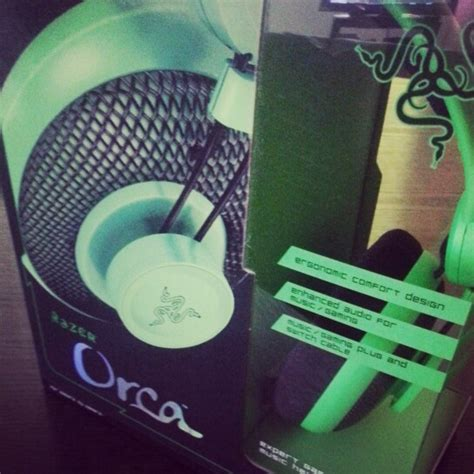 Headphone Razer Orca 17 best images about pc setup on