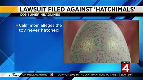 Lawsuit Filed Against In lawsuit filed against hatchimals
