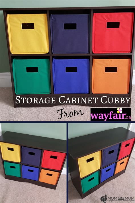 Cubby Storage Cabinet by 3 Easy Ways To Organize Your Home For Back To School