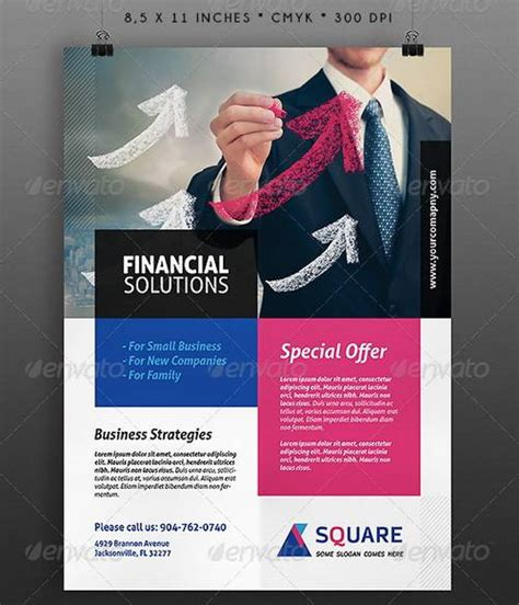 business advertisement template 100 awesome flier or flyer templates xdesigns