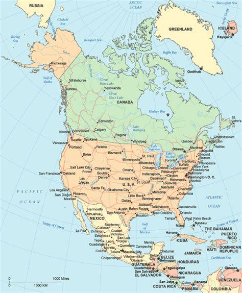 political america map america map political map