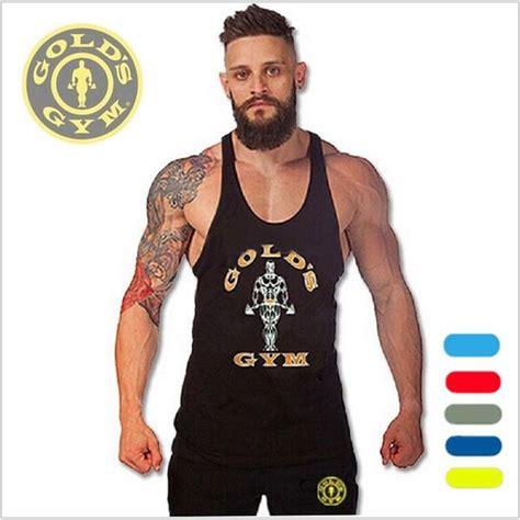 Kaos Tank Top Olahraga Singlet Pria Olahraga Sport Sport Olahrag 25 ide teratas tentang binaraga di fitnes pria