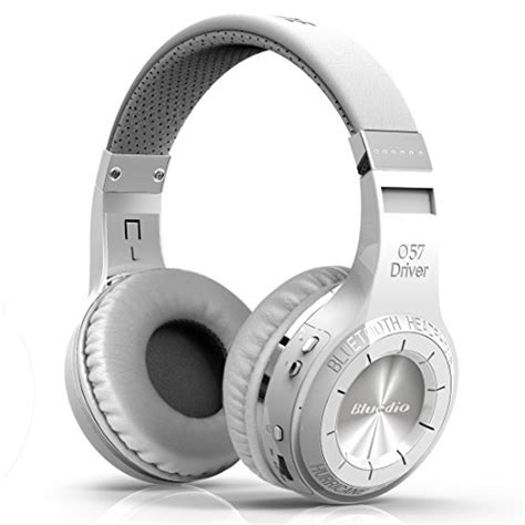 Bluedio Ht Turbine Wireless Bluetooth Headphone With Mic bluedio ht turbine wireless bluetooth 4 1 stereo headphones with mic white wantitall