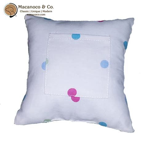 Tooth Pillow by Macanoco Colorful Tooth Pillow Pink Macanoco And Co