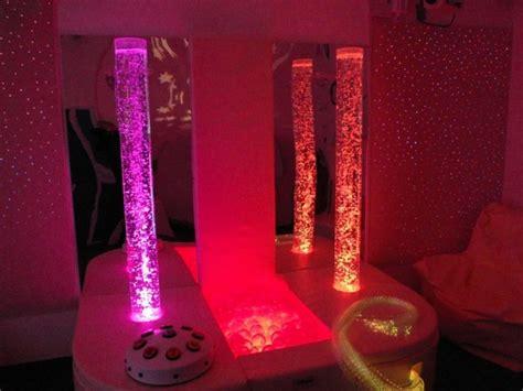 sensory room light wall elmbridge mencap sensory rooms