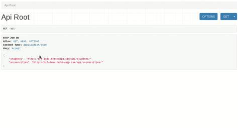 tutorial django framework django rest framework tutorial exles demo tests4geeks