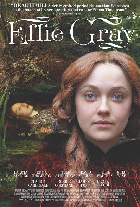 film grey effie gray dvd release date redbox netflix itunes amazon