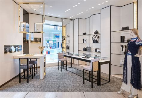 Chanel boutique, Stockholm – Sweden » Retail Design Blog Chanel Stockholm