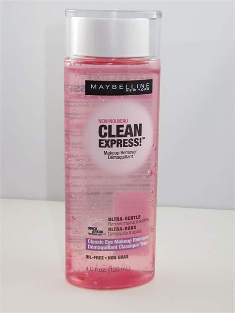 Makeup Remover Maybelline maybelline clean express classic eye makeup remover review musings of a muse
