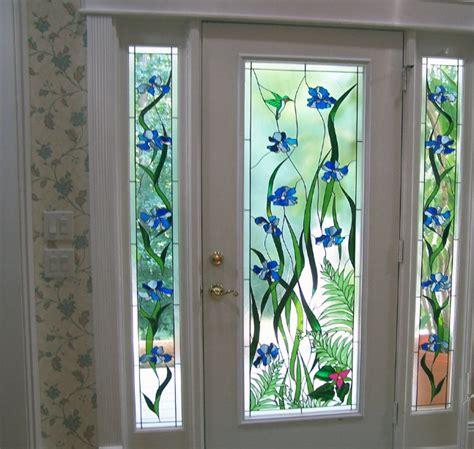 Decorative Leaded Glass Door Inserts Choosing Tips Home Leaded Glass Door Inserts