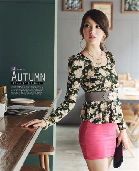 Dress Cewek Nini mini dress lengan panjang bunga model terbaru jual