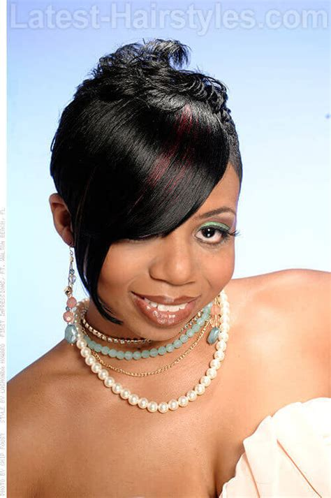black hairstyles photo long in back and short in the front 60 best short hairstyles haircuts for black women in 2018