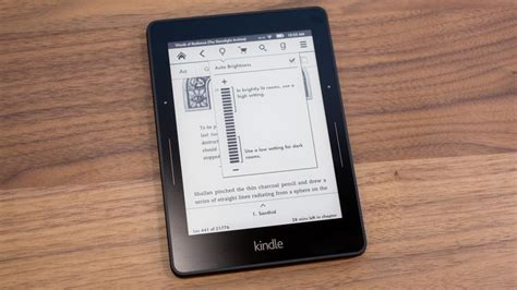 kindle voyage review s second best e reader