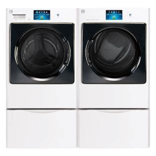 Reversible Door Front Load Washer Kenmore Elite Front Load Washer 4 4 Cu Ft 44132 Sears