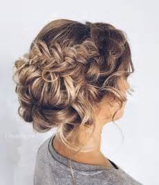 updos for hair one length 25 chic updos for medium length hair hairstyles weekly