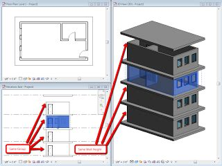 home design 3d change wall height tip on variable wall heights and revit groups dp stuff