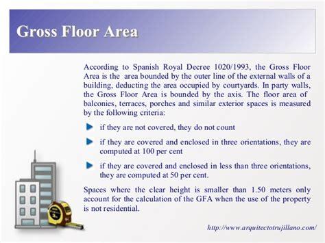 how to calculate floor area how to calculate gross floor area meze