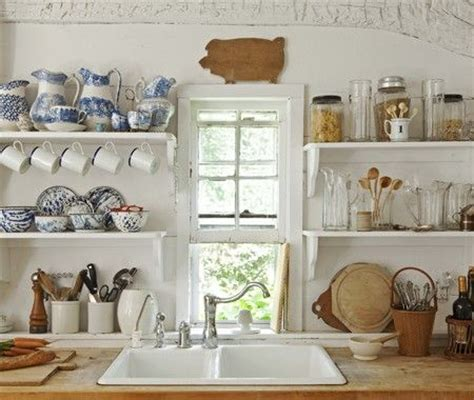 country kitchen shelf country kitchen open shelf display photo tim