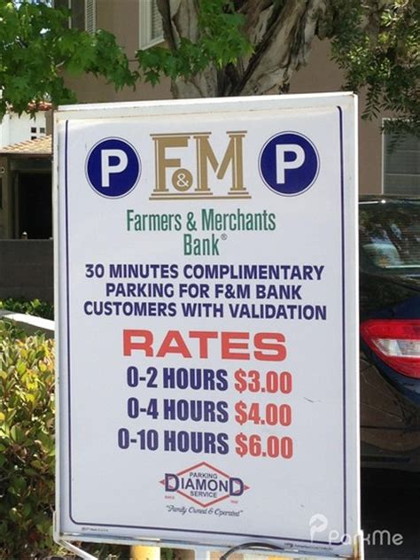 farmers and merchants bank phone number farmers merchants bank parking in parkme
