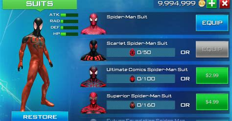game hack mod offline the amazing spider man 2 1 1 0 apk data mod offline
