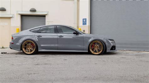 nardo grey nardo gray audi rs7 adv07r track spec cs series wheels