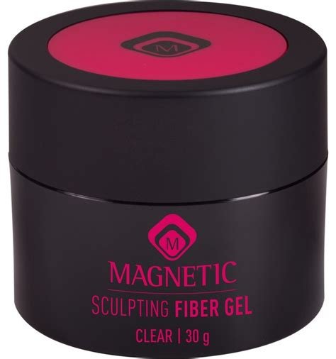 Gel Magnetic by Magnetic Sculpting Fibergel Clear 30 Gr