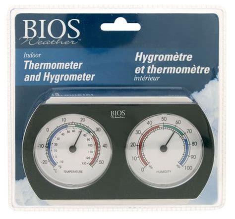 Jual Thermometer Hygrometer Analog bios analog thermometer hygrometer walmart ca