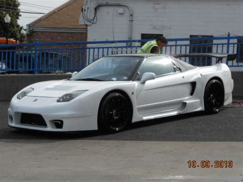 Acura Nsx Wide Kit by Buy Used 1991 Acura Nsx Sorcery Widebody Kit 40k New