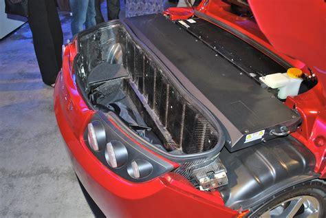 Tesla Electric Car Motor File Tesla Roadster Dsc 0291 Jpg Wikimedia Commons