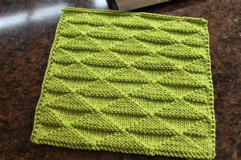 10 quick knitted dishcloth patterns dishcloth pattern knit diagonal knit dishcloth pattern