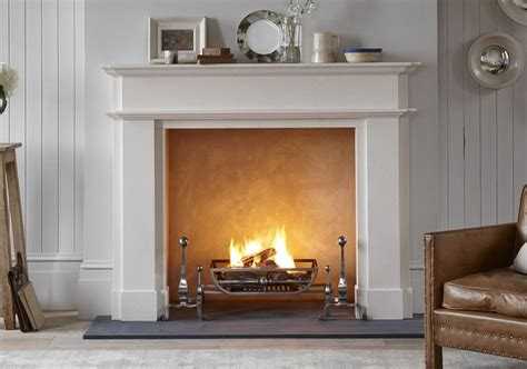 modern open fireplaces 25 best ideas about limestone fireplace on