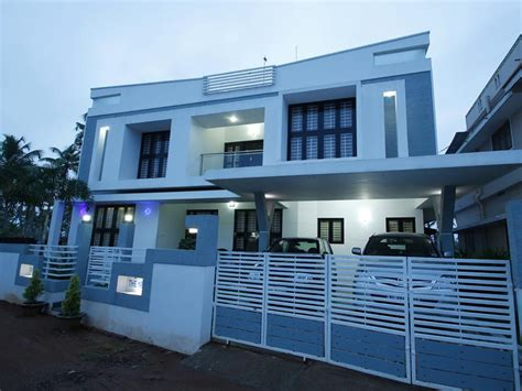 kerala house plans with estimate for a 2900 sq ft home design 2900 square feet 4 attached bedroom luxury kerala style