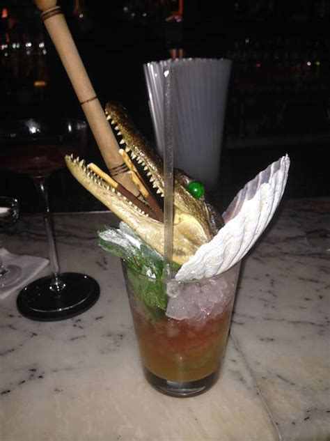 cocktail garnish 10 ridiculous cocktail garnishes drink galleries