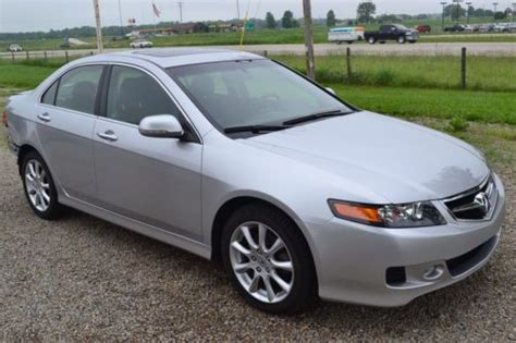 find used 06 acura tsx damaged repairable rebuildable