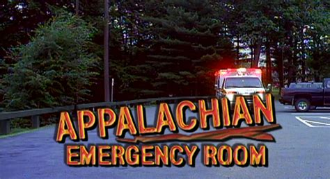 appalachian emergency room hillbilly appalachia in and television