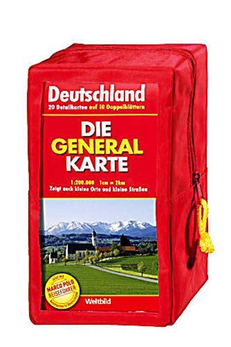 Die Motorrad Generalkarte Deutschland by Die Generalkarte Deutschland Set Mit 20 Stra 223 Enkarten