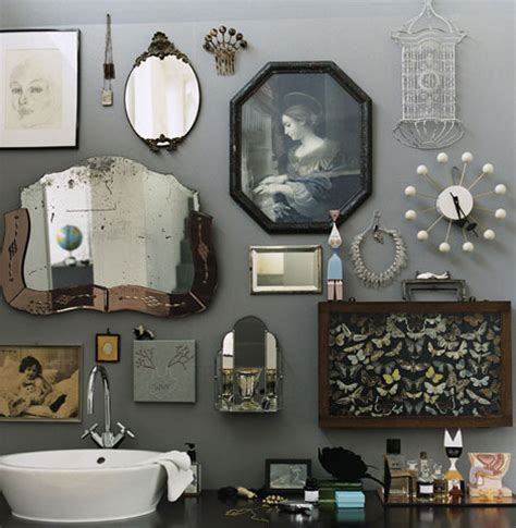 How To Decorate Bathroom Mirror 15 Mirror Decorating Ideas Decoholic