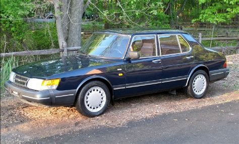 weekend edition four different saab models offered by a