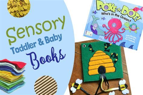 picture books with sensory details 5 sensory books for toddlers
