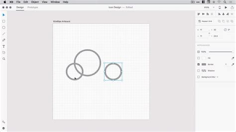 layout editor draw circle how to create a cloud icon in adobe xd